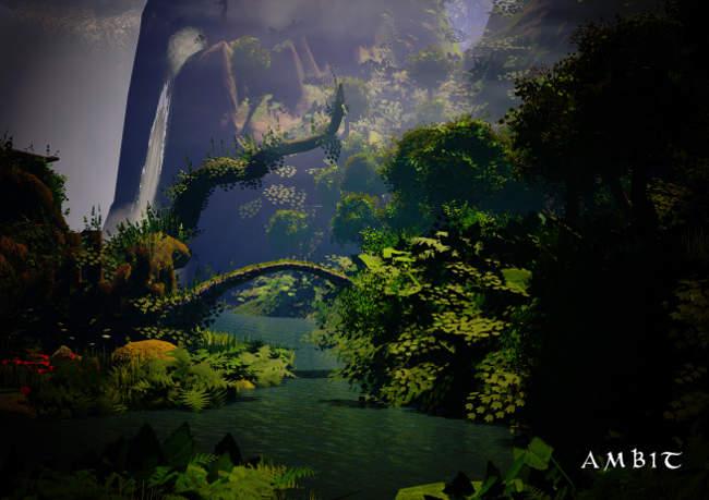 Ambit-Ancient Bridge