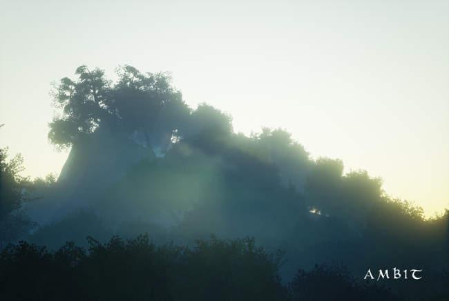 Ambit- Dark Forest Morning