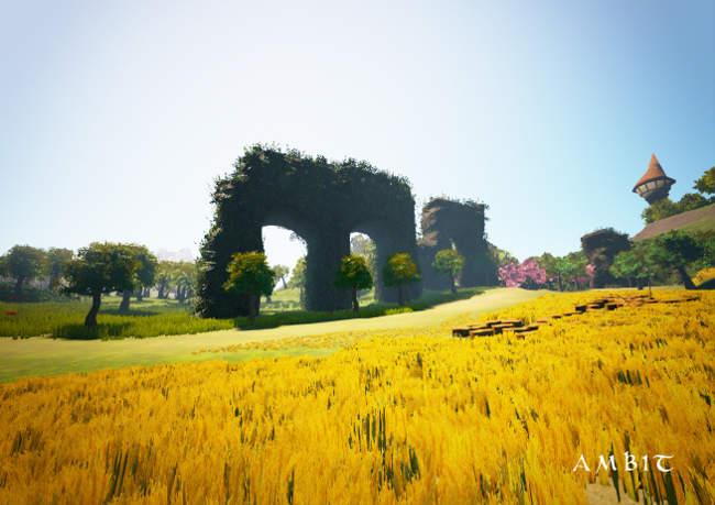 Ambit - Ancient Aqueducts